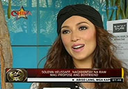 Solenn Heussaff waiting for boyfriend Nico Bolzico to propose