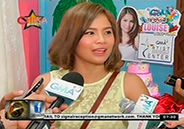 Louise delos Reyes ready to work with ex Enzo Pineda; has already talk