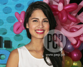 Jasmine Curtis-Smith keeps distance from Anne Curtis-Sam Concepcion is