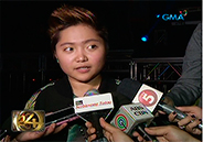 Charice sings for the benefit of earthquake victims in Bohol