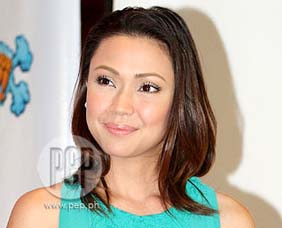 Jodi Sta. Maria talks about being happy in every aspect of life