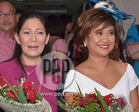 "Maricel Soriano reveals ""Momzilla"" co-star Eugene Domingo'"