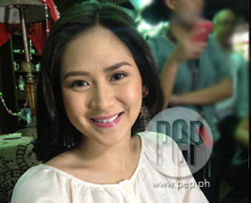 Sarah Geronimo talks about restrictions when it comes to kissing scene