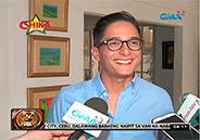 Ryan Agoncillo makes appearance on