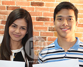 Elmo Magalona and Janine Gutierrez admit to going out…with frie