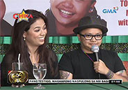 Aiza Seguerra relates how she planned marriage proposal to Liza Dino