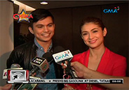 Carla Abellana and Tom Rodriguez tandem now has a movie!