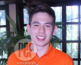 "Jake Ejercito on entering showbiz: ""One more year we'll take it"