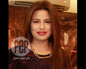 Denise Laurel in no rush to marry cager Solomon Mercado