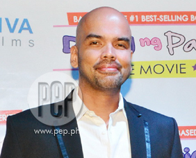 Benjie Paras gives acting tips to son Andre Paras