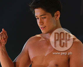 Aljur Abrenica is his own competition when it comes to being sexy