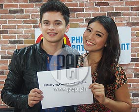 PEPtalk. The James Reid-Nadine Lustre loveteam: from reel to real?