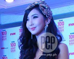 Alodia Gosiengfiao would like to do indie films: