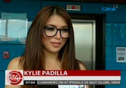 Kylie Padilla's new passion: car racing