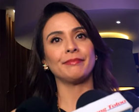 Dawn Zulueta has powerful friends