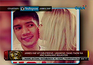 James Yap and gif Michela talk about one-year-old relationship