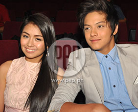 Kathryn Bernardo and Daniel Padilla talk about kissing scenes on &quo