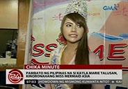 Kayla Marie Talusan crowned Miss Mermaid Asia