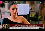 Heart Evangelista says no to daring scenes in <em>Trophy Wife&lt