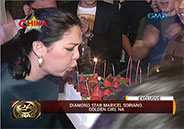 Maricel Soriano celebrates 50th birthday