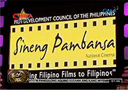 Sineng Pambansa National Film Festival: All-Masters Edition Year 2 is