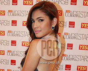 Andrea Torres still can't believe she made it to