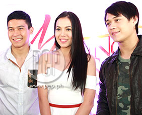 Julia Montes, Enrique Gil, and Enchong Dee talk about bonding moments