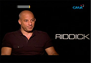 Vin Diesel wants to shoot next film in Philippines
