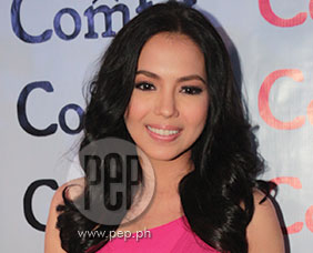 Julia Montes on leading man Enrique Gil: