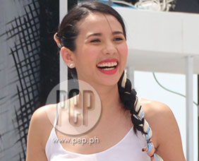 "Karylle thankful for Vhong Navarro's return to ""It's Showtime&q"