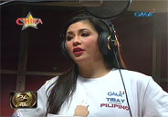 Regine Velasquez and Kaouso stars reveal plans for New Year