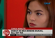Bea Binene expects ex-boyfriend Jake Vargas to attend her debut party
