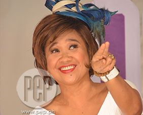 "Eugene Domingo pokes fun at ""Momzilla"" co-star Maricel Sor"