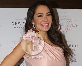 Ruffa Gutierrez talks about upcoming reality show with whole family