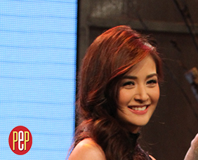 Kris Bernal's advice to the youth: Don't give up on your dreams!