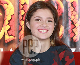 Andi Eigenmann comments on rumors linking her to Billy Crawford