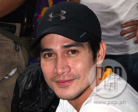 Piolo Pascual on helping people