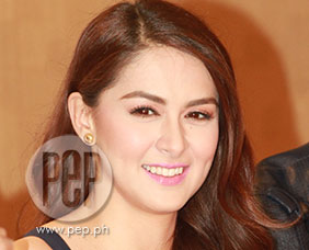 Marian Rivera grateful for the chance of working with Vilma Santos