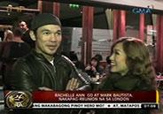 Rachelle Ann Go and Mark Bautista reunite in London