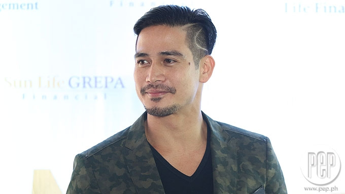 What S With Piolo Pascual New Haircut Pep Ph