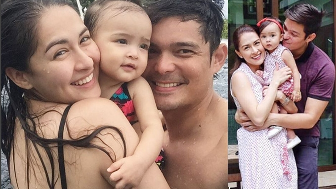 What Dingdong, Marian, and Baby Zia did in Bali, Indonesia