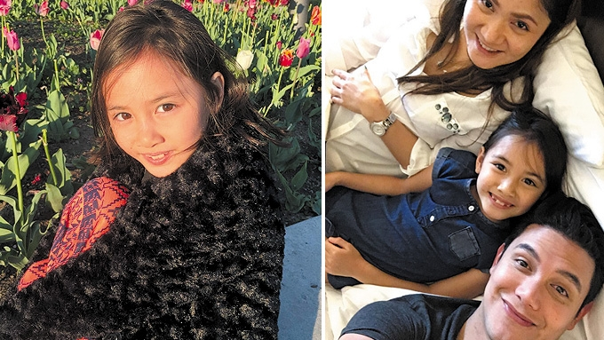 Paolo Ballesteros supports daughter\'s showbiz ambtition