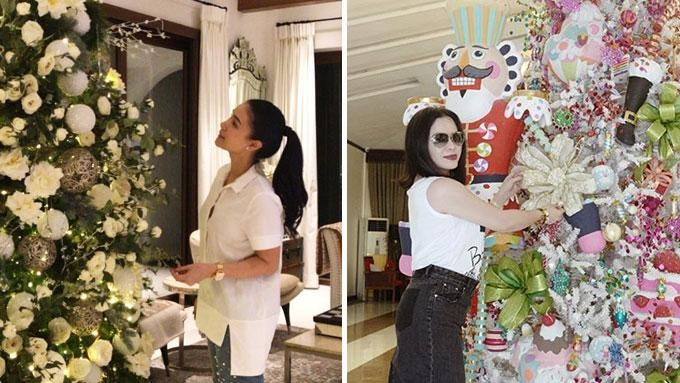 "LOOK: Celebrities Started Putting Up Their ""bongga"