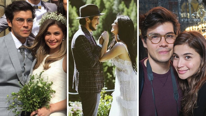 A timeline of Anne Curtis and Erwan Heussaff's love story ...  A timeline of A...