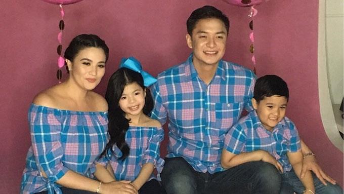 Sunshine Dizon and Timothy Tan reunite for daughter's birthday pictorial |  PEP.ph