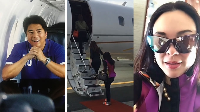 Celebrities And Their Fancy Planes And Helicopters Pep Ph
