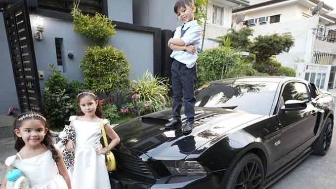 The Expensive Cars Of Doug Kramer Cheska Garcia And Kids