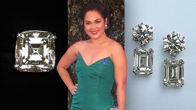 Judy Ann Santos Wears Jewelry Worth Php94 Million At Abs Cbn Ball
