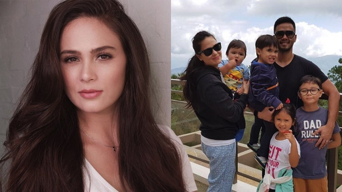 Kristine Hermosa Hopes To Get Pregnant Again We Want To Have Another Daughter