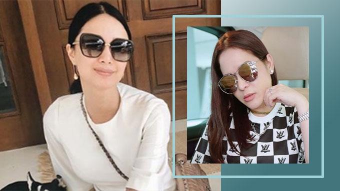 662b43ddd4d0 Heart Evangelista, Jinkee Pacquiao, other celebrities love these sunglasses